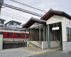 近鉄「西ノ京駅」徒歩14分 バス所要時間約4分(周辺)
