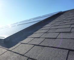 太陽光発電装備(外観)