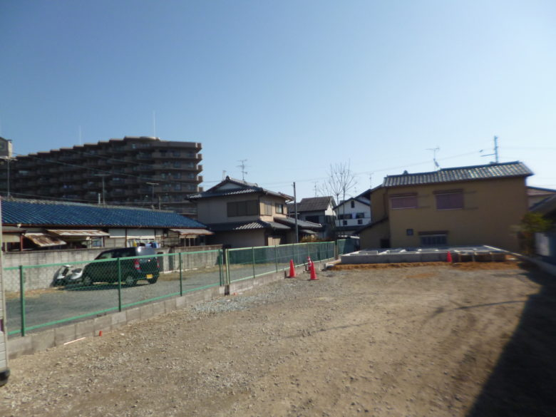 九条駅から徒歩3分!(外観)